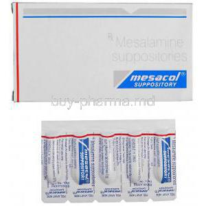 Mesalamine Suppository