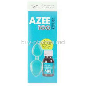 Azee Rediuse with Spoon
