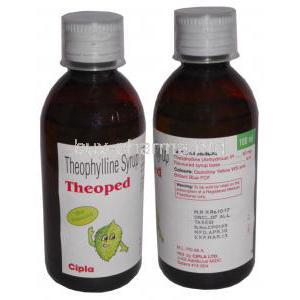 Theoped, Theophylline  Syrup (Cipla)