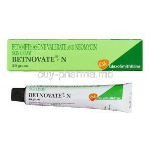 Betnovate-N Cream