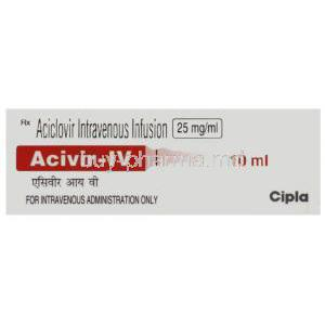 Acyclovir Intravenous Infusion