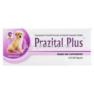 Prazital Plus For Dog