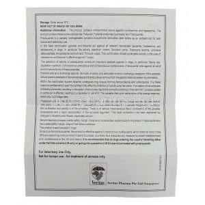 Prazital Plus For Dog Information Sheet 2