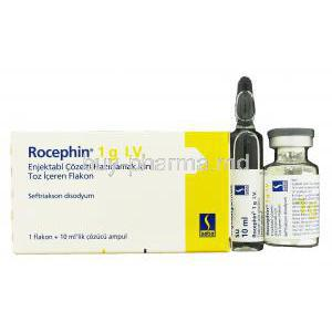 Rocephin Injection