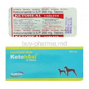 Ketoconazole for Animals