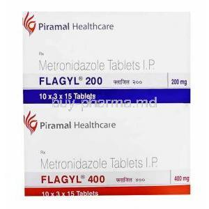 Flagyl, Metronidazole Tablet