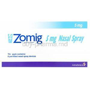 Zomig Nasal Spray