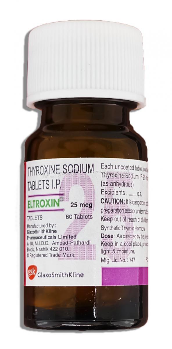 Buy Eltroxin Online