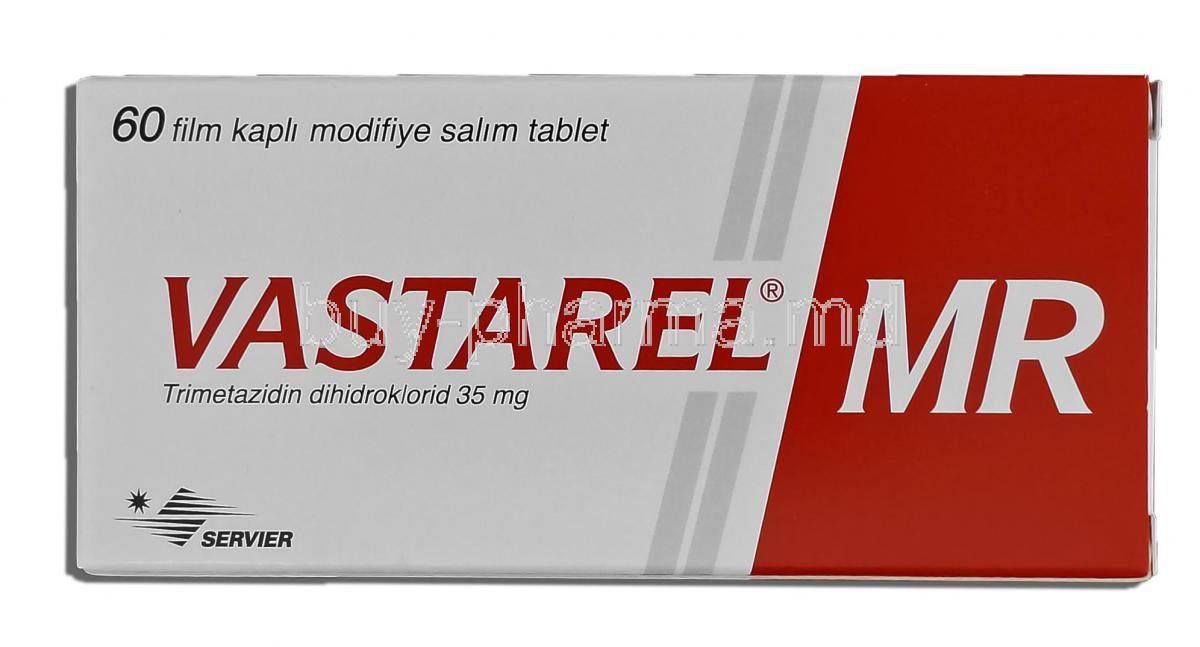 Vastarel Mr | Buy Vastarel Mr Trimetazidine