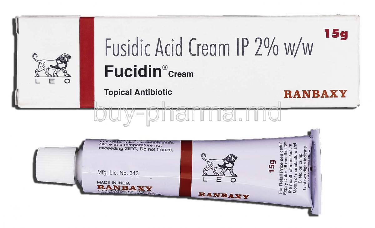 fucidin cream used for herpes