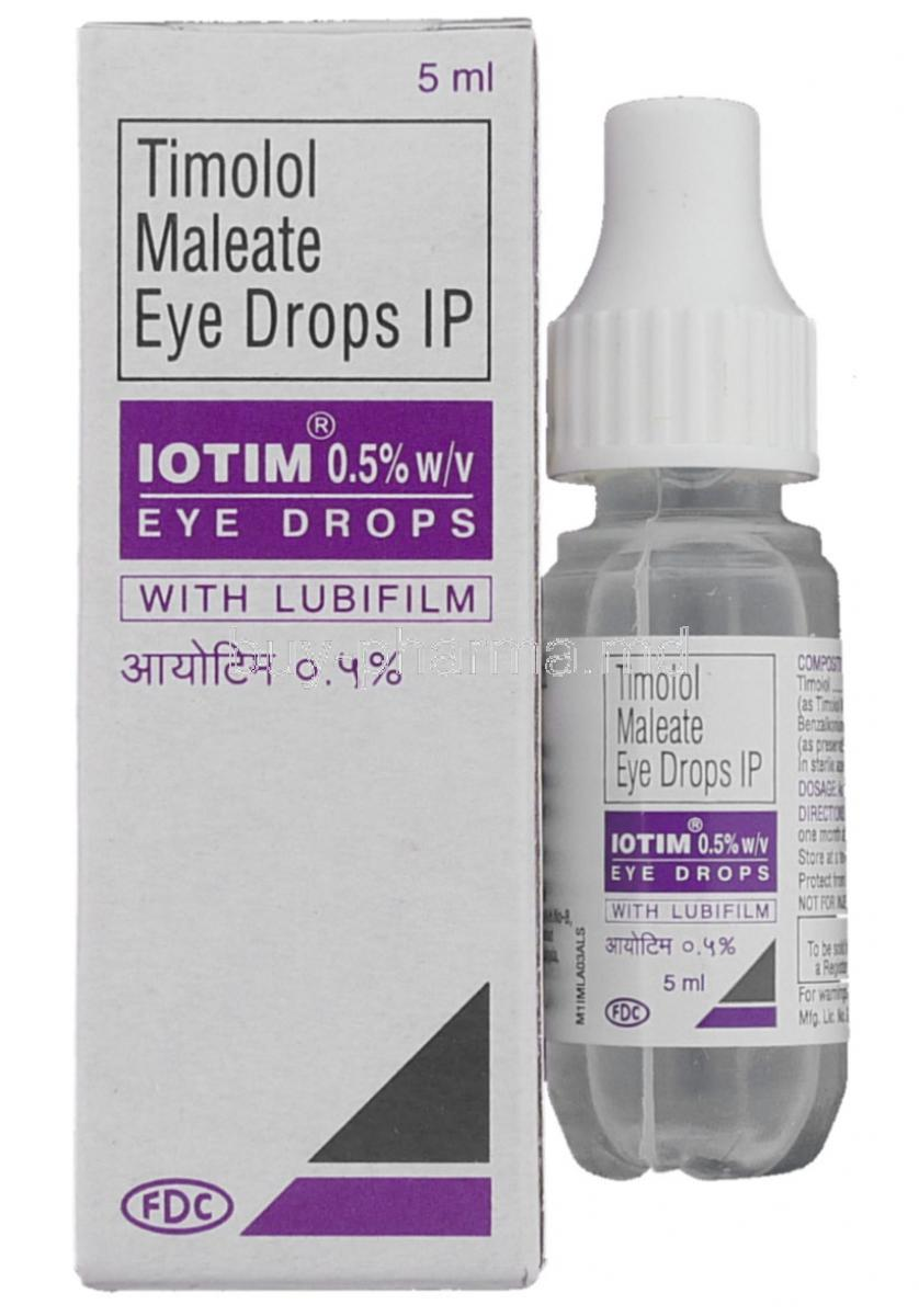 Timolol Eye Drops | Buy Timolol Eye Drops Timolol Maleate