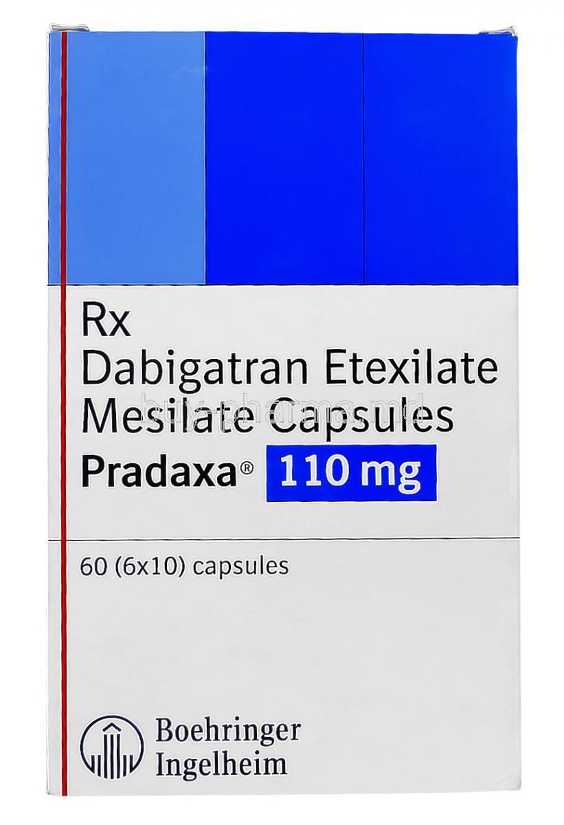 Buy Pradaxa Online Dabigatran Capsule