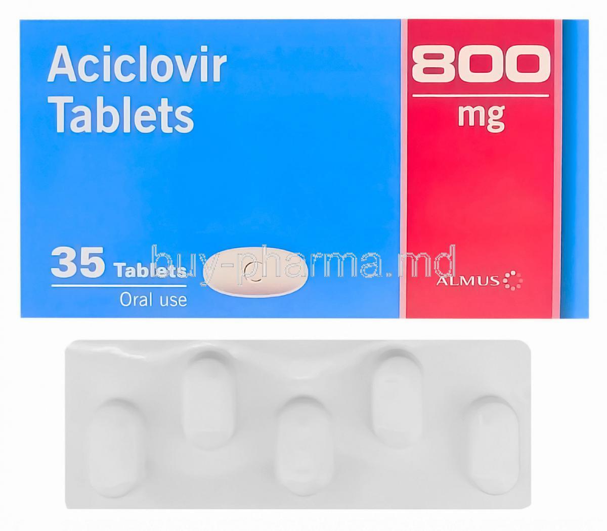 Buy Acyclovir Generic Zovirax Online