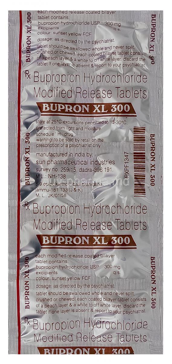 Order Bupropion Generic Online
