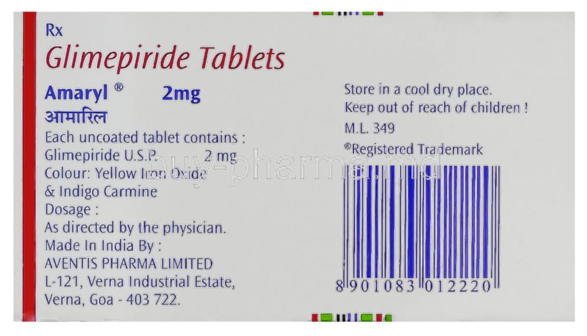 f6f3c1333a Glimepiride