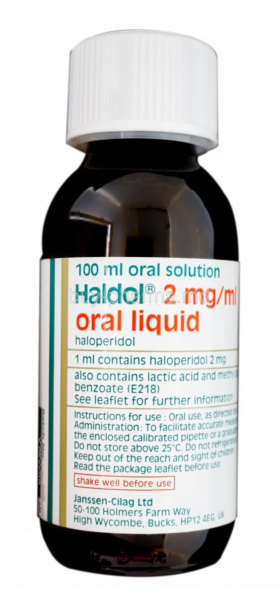 Buy Haldol Oral Solution Online ハルドール内服液