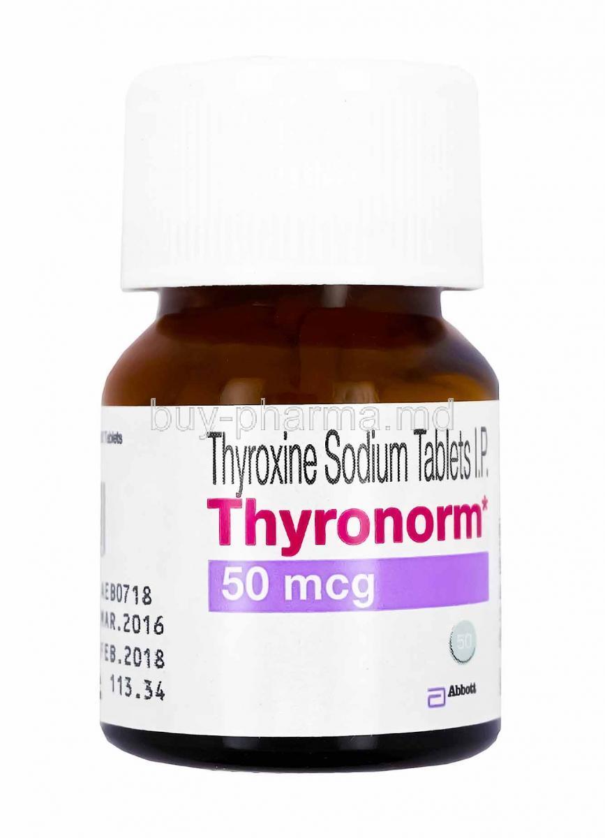 Buy Thyronorm Levothyroxine Online