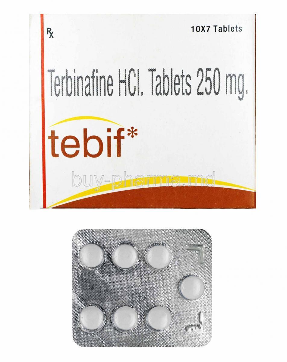 is terbinafine an antibiotic