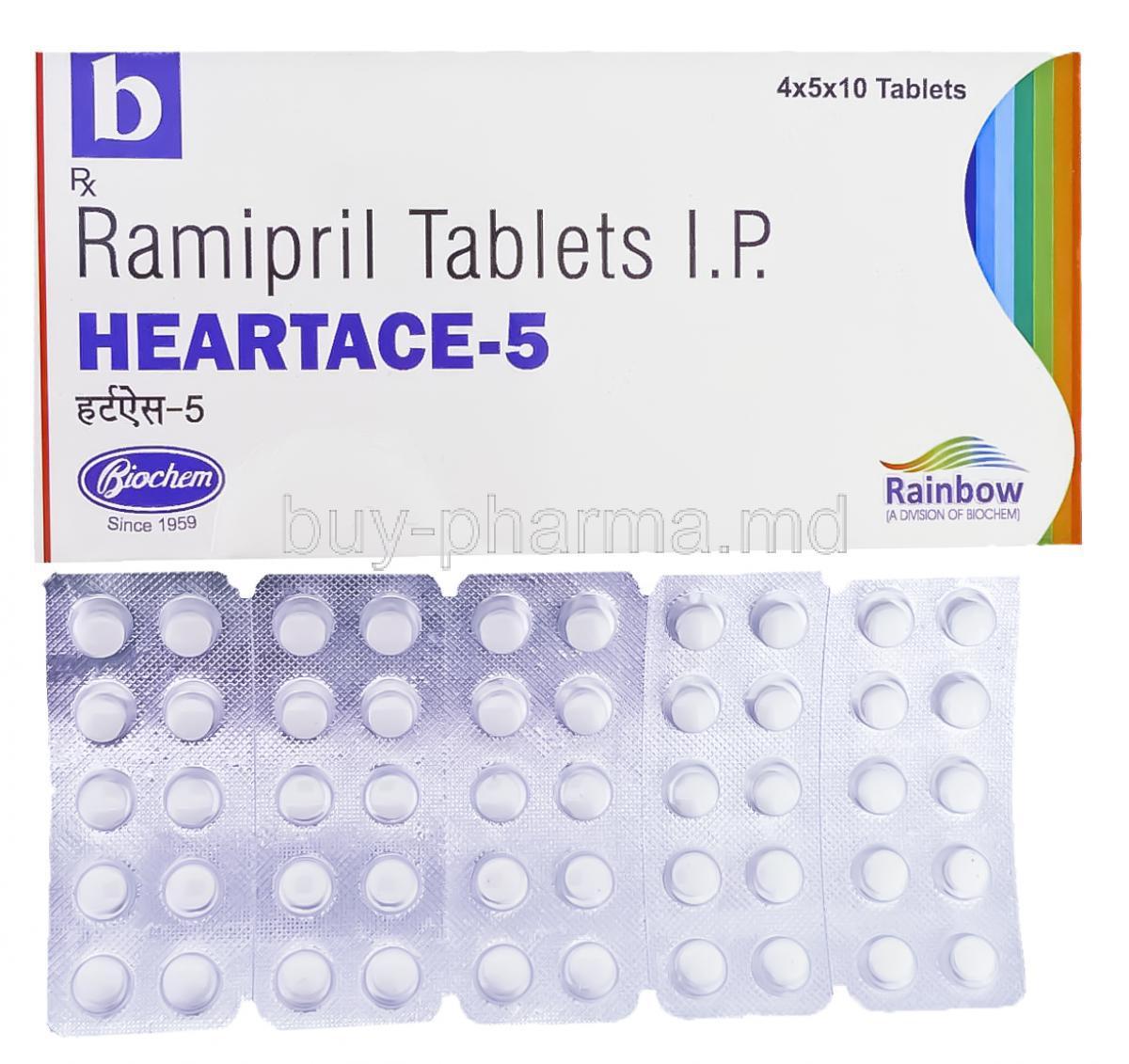 Tritace Ramipril 5mg
