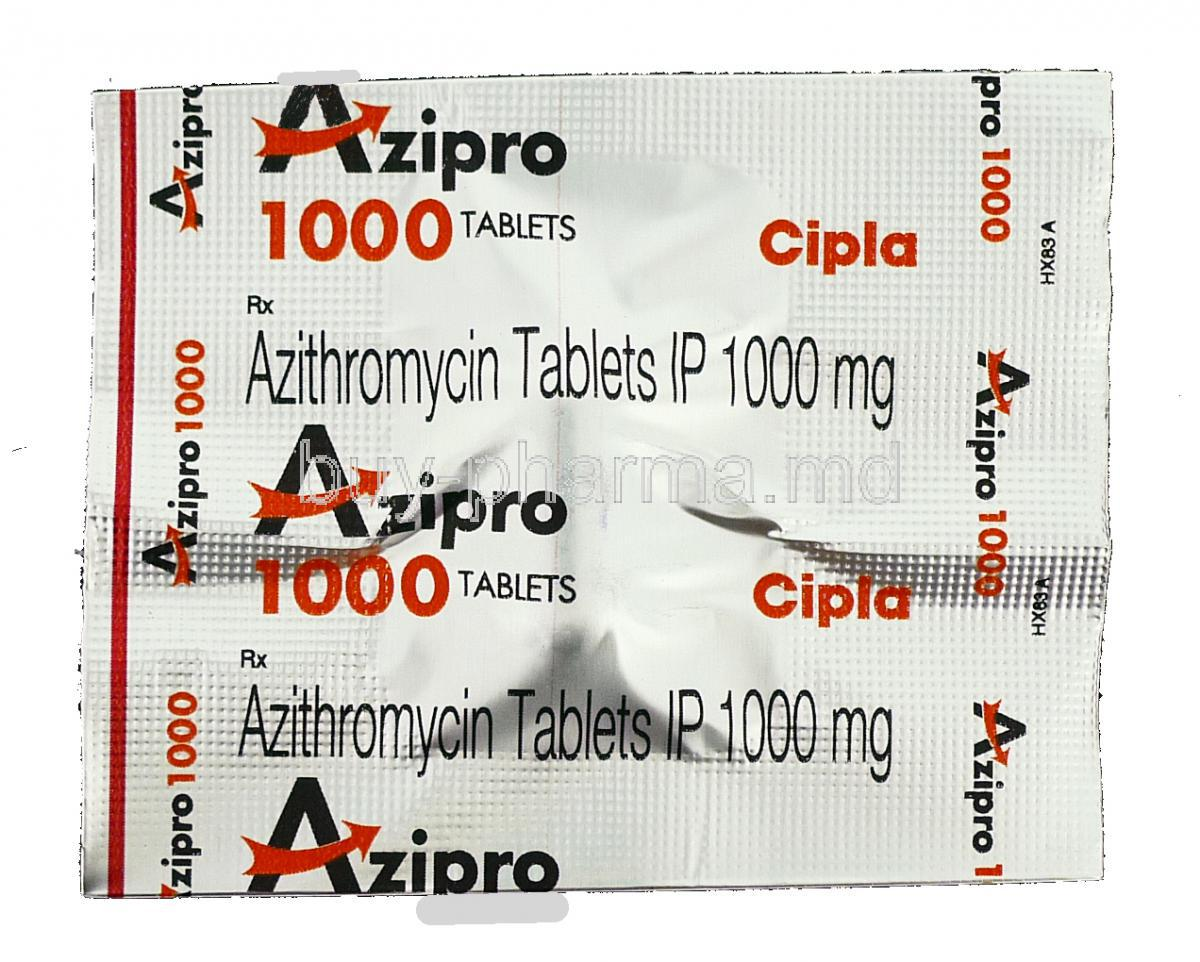 Zithromax For Stds