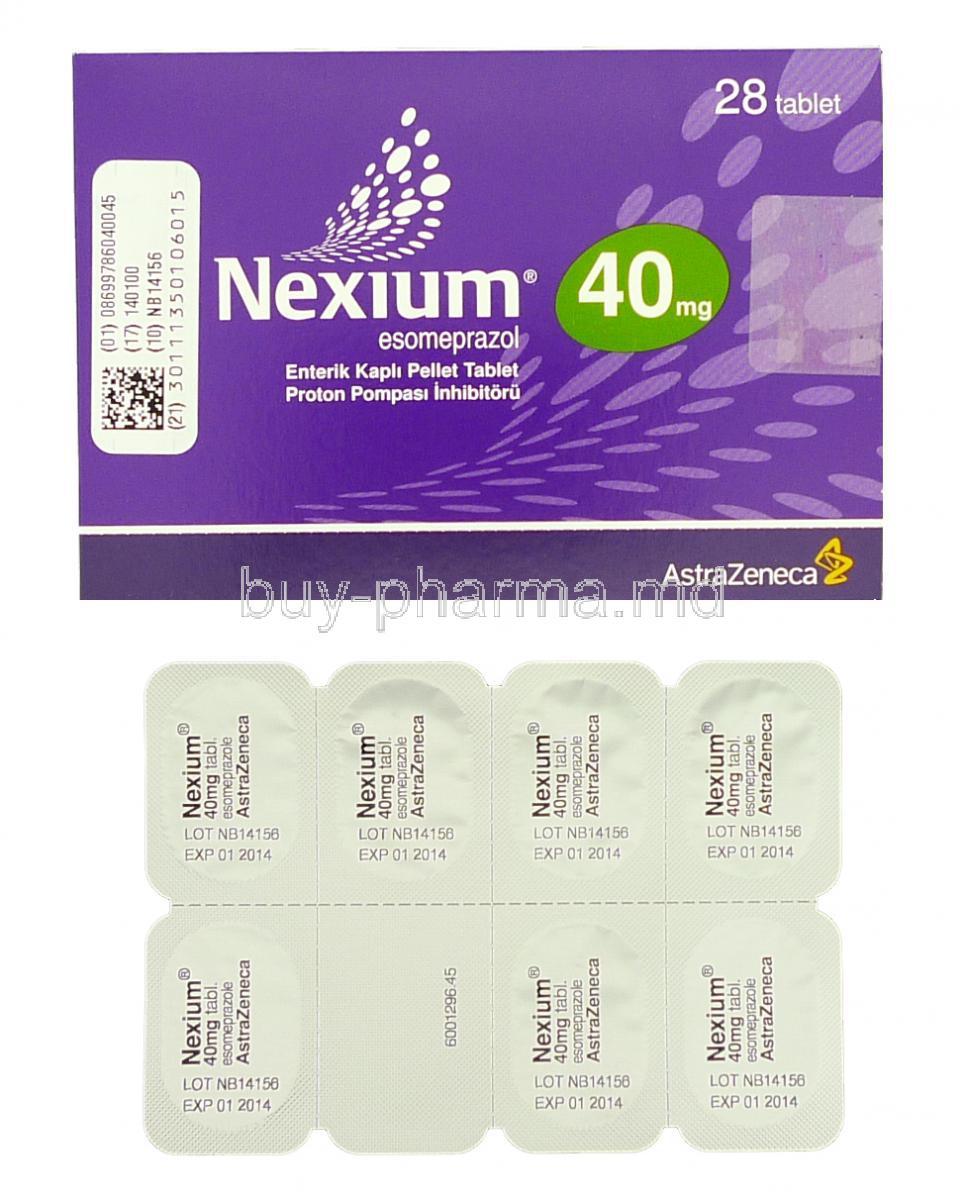 Buy Nexium 40 mg Pills Online