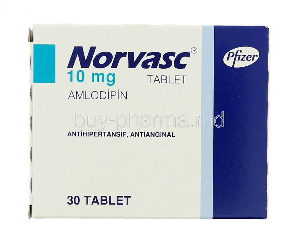 Amlodipine Besylate 10mg Tab Picture