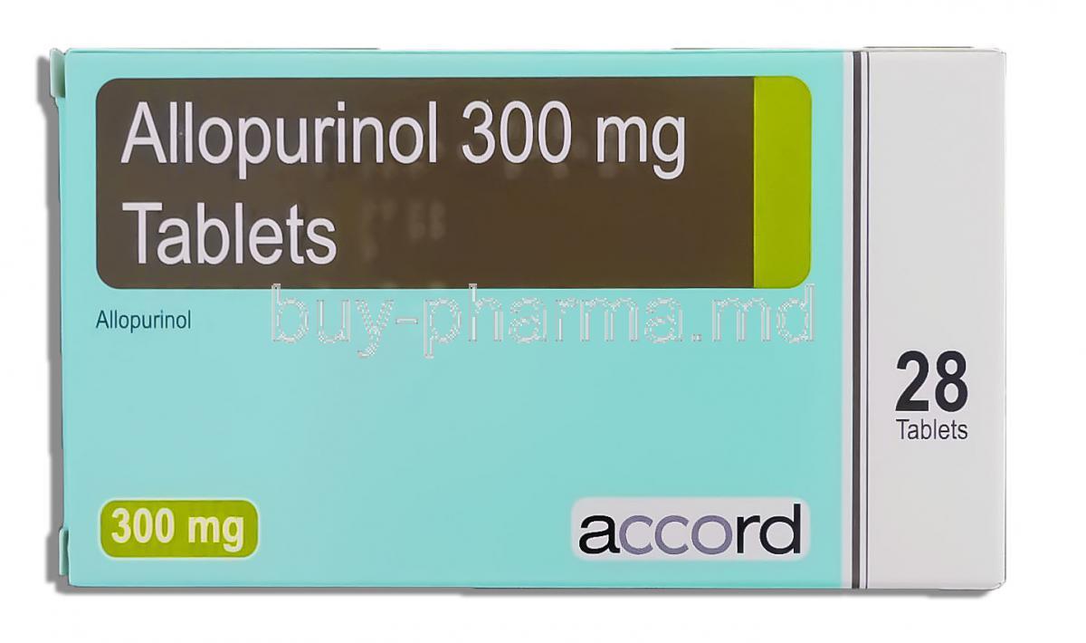 Order allopurinol online