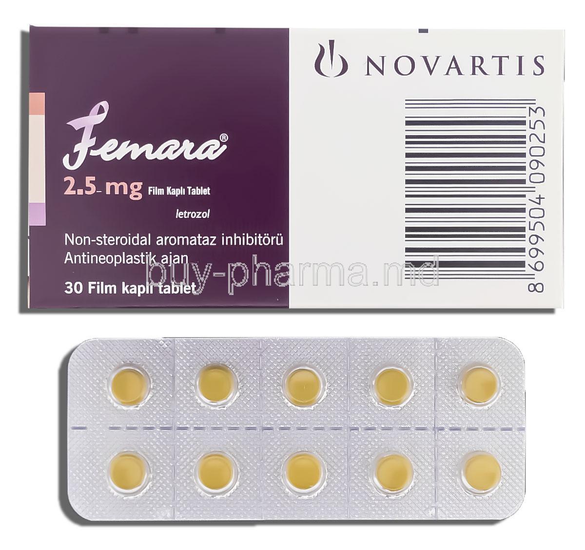 Femara online