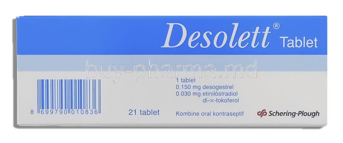 Buy Desogestrel Ethinyl Estradiol Generic Kariva Linessa