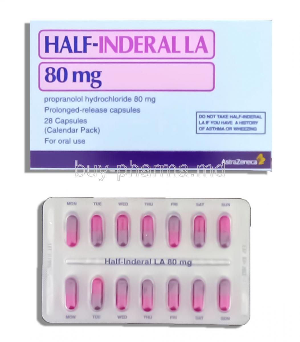 Inderal La | Buy Inderal La